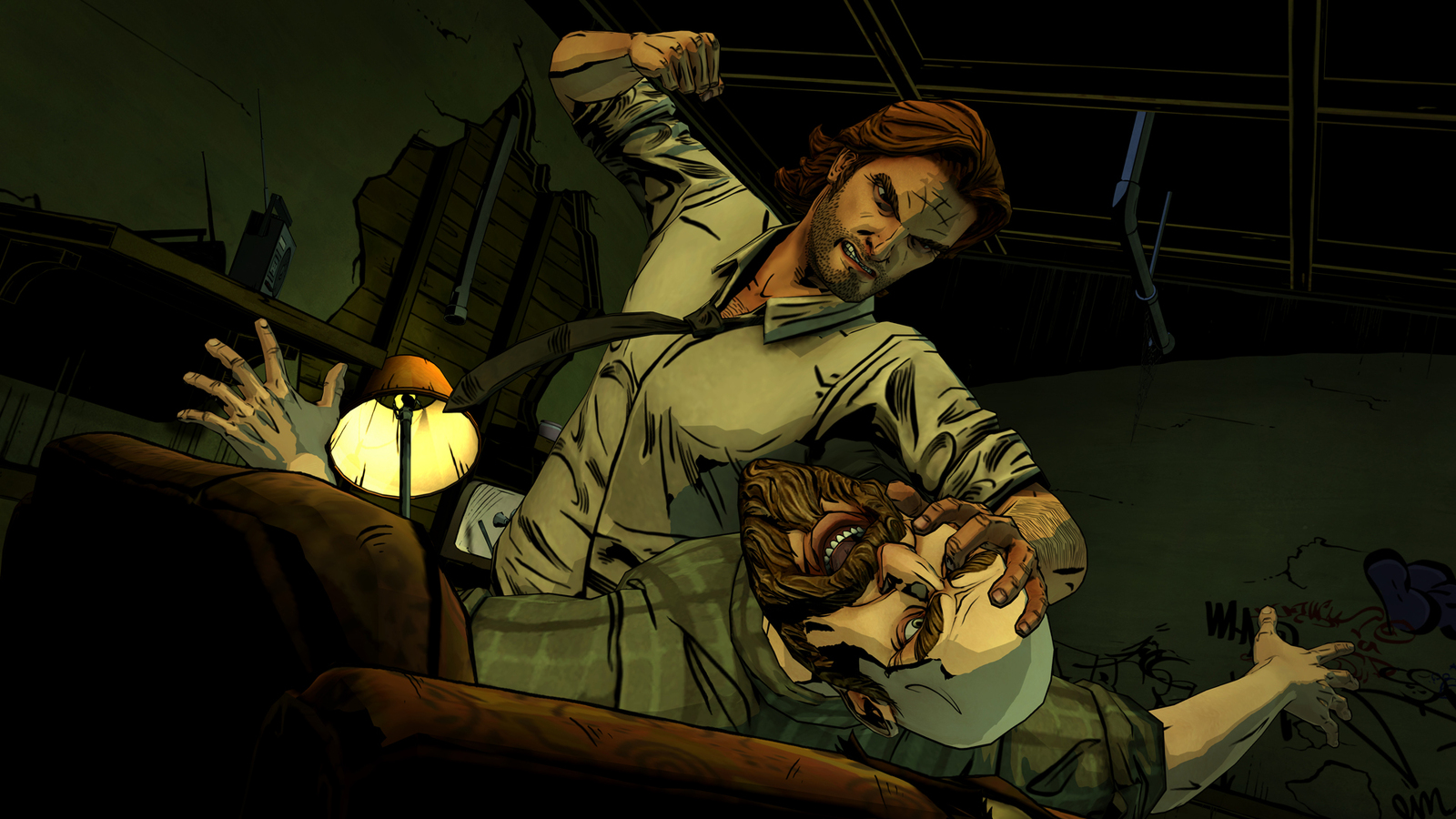 The Wolf Among Us: A Telltale Games Series for Xbox 360 image