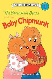 The Berenstain Bears And The Baby Chipmunk by Jan Berenstain image