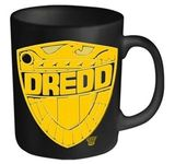 Plan 9 - Judge Dredd Badge Mug