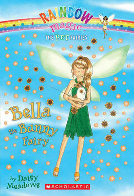 Bella the Bunny Fairy by Daisy Meadows image