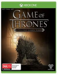 Game of Thrones Season One for Xbox One
