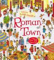 Look Inside Roman Town by Conrad Mason