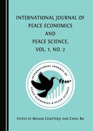 International Journal of Peace Economics and Peace Science Vol.1, No.2 image