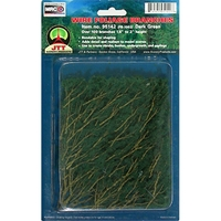 JTT: Wire Foilage Branches - Dark Green