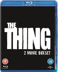 The Thing (1982)/The Thing (2011) on Blu-ray