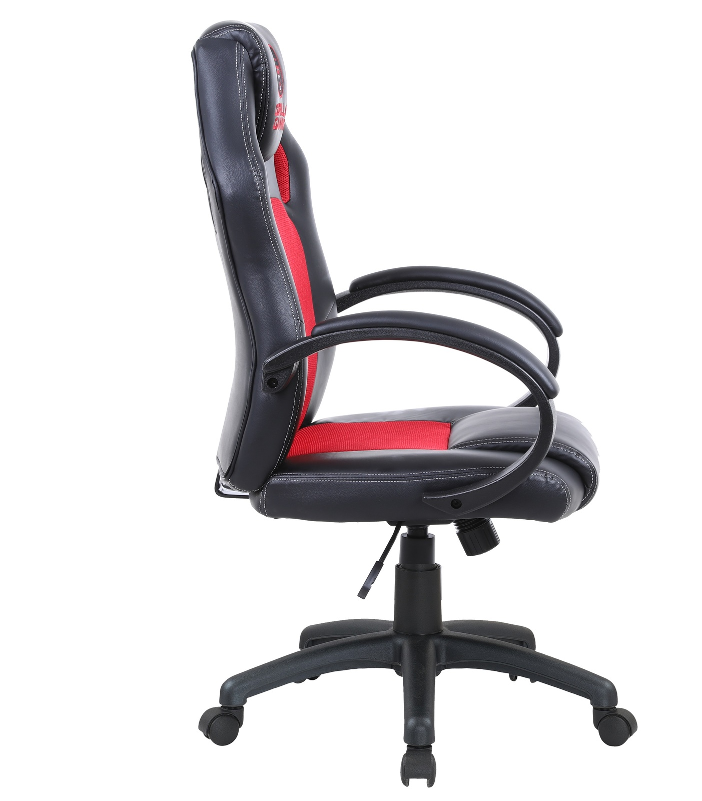 Gorilla Gaming Chair - Red & Black for  image