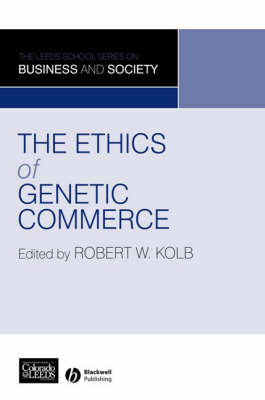 The Ethics of Genetic Commerce image