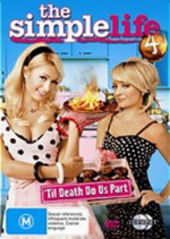 The Simple Life 4 - 'Til Death Do Us Part on DVD