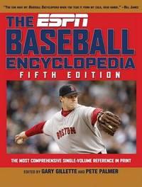 The ESPN Baseball Encyclopedia image