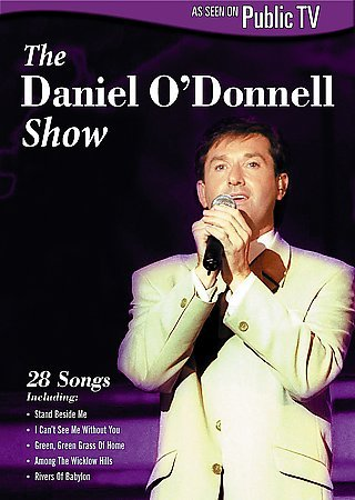 Daniel O'Donnell Show on DVD