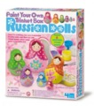 4M: Craft Paint Your Own Russian Doll Trinket Box