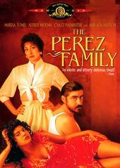 The Perez Family on DVD