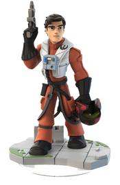 Disney Infinity 3.0 Star Wars: The Force Awakens Poe Dameron Figure for