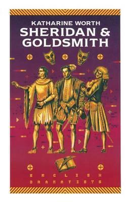 Sheridan and Goldsmith by Katharine Worth image