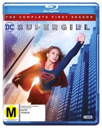 Supergirl - Season 1 on Blu-ray