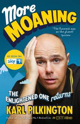 More Moaning by Karl Pilkington image