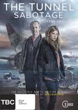 The Tunnel: Sabotage (Series 2) DVD