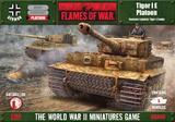 Flames of War Tiger I E Platoon (GBX90)