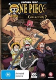 One Piece (Uncut) Collection 7 (2 Disc Set) on DVD