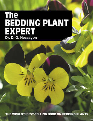 The Bedding Plant Expert by D.G. Hessayon image