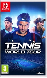 Tennis World Tour for Switch