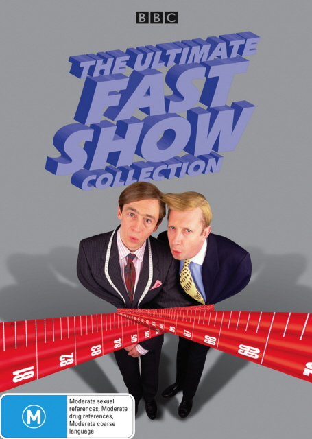 Ultimate Fast Show Collection, The (7 Disc Box Set) on DVD image