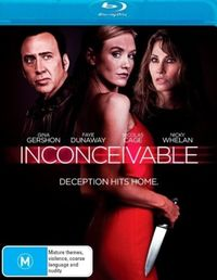 Inconceivable on Blu-ray