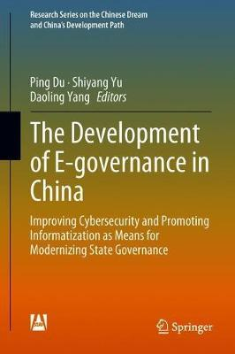 The Development of E-governance in China image