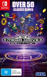 SEGA Mega Drive Classics for Switch