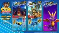Crash Team Racing Nitro-Fueled for Xbox One