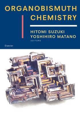 Organobismuth Chemistry by Hitomi Suzuki image