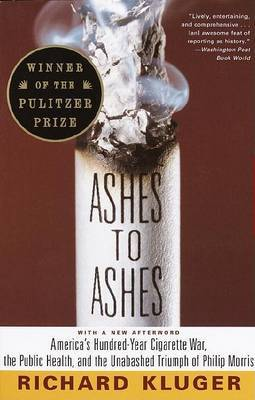 Ashes To Ashes by Richard Kluger image
