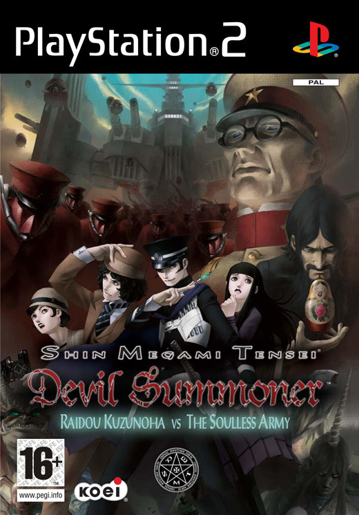 Shin Megami Tensei Devil Summoner: Raido Kuzunoha for PlayStation 2