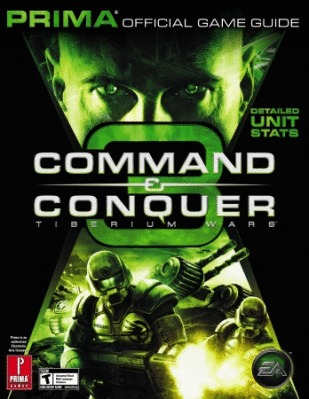 Command & Conquer 3: Tiberium Wars - Prima Official Game Guide for PC Games