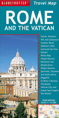 Rome and the Vatican by New Holland Publishers, Ltd.