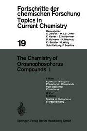 The Chemistry of Organophosphorus Compounds I by L Maier