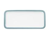 Maxwell & Williams Colour Basics Rectangular Platter - Sky (26x15cm)