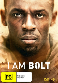 I Am Bolt on DVD