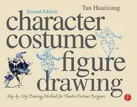 Character Costume Figure Drawing by Tan Huaixiang image