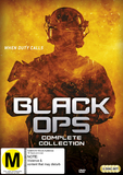 Black Ops - The Complete Collection DVD