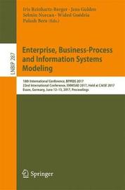 Enterprise, Business-Process and Information Systems Modeling image