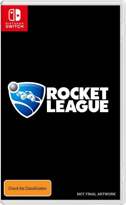 Rocket League for Nintendo Switch