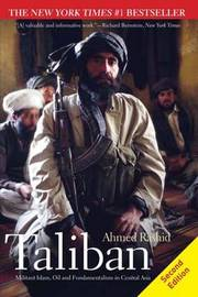 Taliban by Ahmed Rashid image