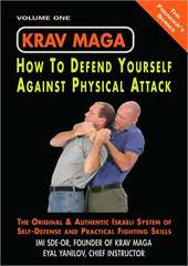Krav Maga: How to Defend Yourself Against Physical Attack, Volume One by Eyal Yanilov image