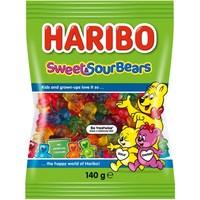 Haribo Sweet & Sour Bears (140g)