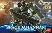HG 1/144 Space Jahannam Type (Production Type) - Model Kit