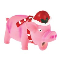 IS GIFT: Holiday Ham - Dog Toy with Sound