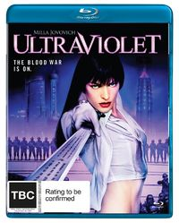 Ultraviolet on Blu-ray