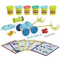 Play-Doh: Academy Cars - Creator Kit
