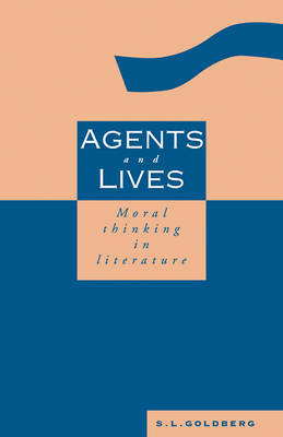 Agents and Lives by S.L. Goldberg image